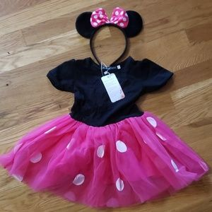 Other - Minnie Mouse Pink costume